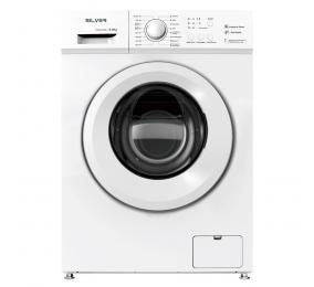 Máquina de Lavar Roupa Silver TPML61000-1 6Kg 1000RPM A++ Branca