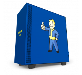 Caixa ATX NZXT H500 Vault Boy Limited Edition
