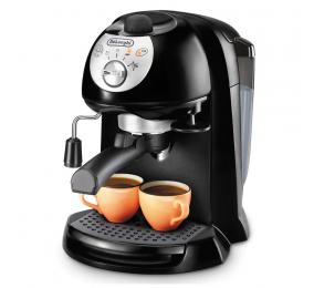 Máquina de Café Expresso Delonghi EC 201.CD.B 1050W 15 Bar