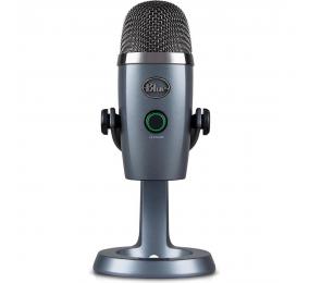 Microfone Blue Yeti Nano USB Shadow Grey