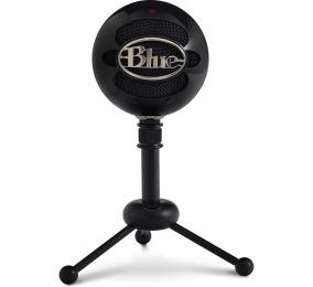 Microfone Blue Snowball USB Preto