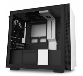 Caixa Mini-ITX NZXT H210i Branca