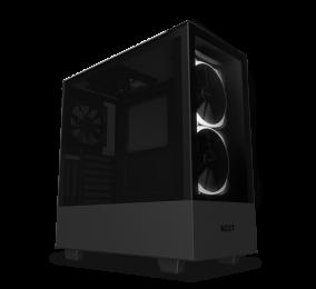 Caixa ATX NZXT H510 Elite Preta