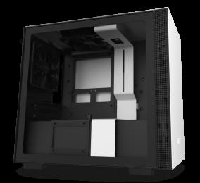 Caixa Mini-ITX NZXT H210 Branca/Preta