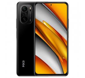 "Smartphone Xiaomi Poco F3 6.67"" 8GB/256GB Dual SIM Night Black"