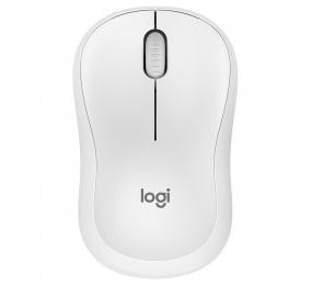 Rato Óptico Logitech M220 Silent Wireless 1000DPI Branco