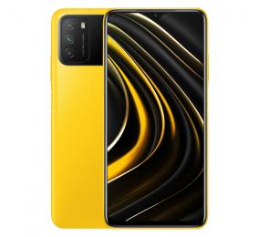 "Smartphone Xiaomi Poco M3 6.53"" 4GB/64GB Dual SIM Amarelo"