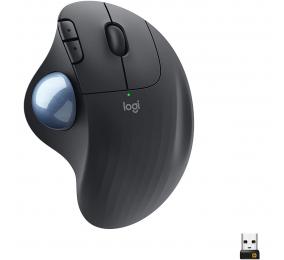 Rato Óptico Logitech Ergo M575 Wireless Trackball 2000DPI Graphite