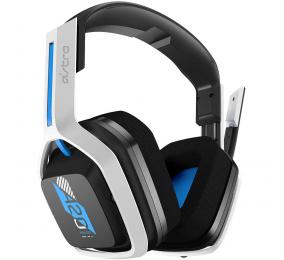 Headset ASTRO Gaming A20 Wireless Gen 2 PS5/PS4/PC/MAC Azul/Branco