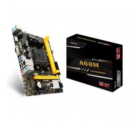 Motherboard Micro-ATX Biostar A68MHE