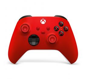 Gamepad Microsoft Xbox Wireless Vermelho Forte