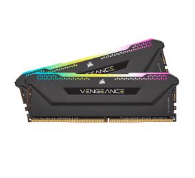 Memória RAM Corsair Vengeance RGB Pro SL 16GB (2x8GB) DDR4-3600MHz CL18 Preta
