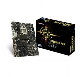 Motherboard ATX Biostar TB360-BTC Pro For Mining Rig