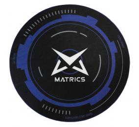 Tapete de Cadeira Matrics Gaming X-Ceed Azul