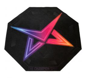 Tapete de Cadeira Matrics Gaming Glide Color
