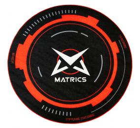 Tapete de Cadeira Matrics Gaming X-Ceed Vermelho