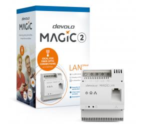 Adaptador Devolo Magic 2 LAN DINrail