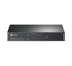 Switch TP-Link TL-SG1008P 8-Portas 10/100/1000Mbps Gigabit (4 Portas PoE)