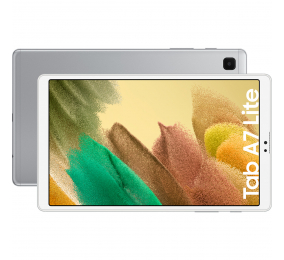 "Tablet Samsung Galaxy Tab A7 Lite 8.7"" 3GB/32GB Wi-Fi Prateado"
