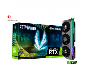 Placa Gráfica Zotac Gaming Geforce RTX 3080 Ti 12GB GDDR6X AMP Holo