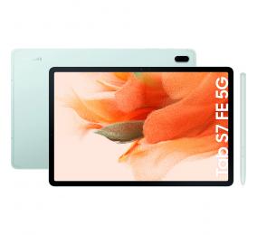 """Tablet Samsung Galaxy Tab S7 FE 12.4"""" 6GB/128GB Wi-Fi+5G Mystic Green"""