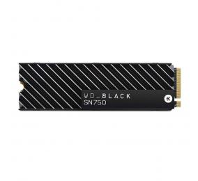 SSD M.2 2280 Western Digital Black SN750 c/ Heatsink 2TB 3D NAND NVMe