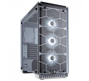Caixa ATX Corsair Crystal 570X RGB Branca
