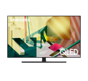 "Televisão Plana Samsung Q70T SmartTV 65"" QLED 4K UHD"