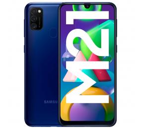 """Smartphone Samsung Galaxy M21 6.4"""" 4GB/64GB Dual SIM Azul"""