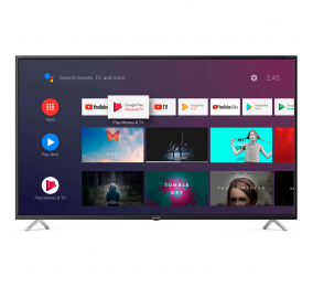 "Televisão Plana Sharp 55BL3EA SmartTV 55"" LED 4K UHD Android TV"