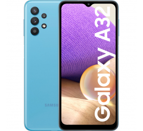 """Smartphone Samsung Galaxy A32 4G 6.4"""" 4GB/128GB Dual SIM Azul"""