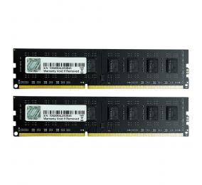 Memória RAM G.SKILL NT 8GB (2x4GB) DDR3-1600MHz CL11 Preta