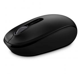 Rato Óptico Microsoft Wireless Mobile Mouse 1850 1000DPI Preto
