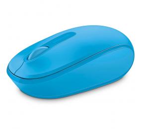 Rato Óptico Microsoft Wireless Mobile Mouse 1850 1000DPI Azul Cyan