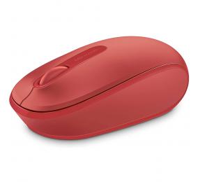 Rato Óptico Microsoft Wireless Mobile Mouse 1850 1000DPI Vermelho Fogo