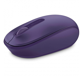 Rato Óptico Microsoft Wireless Mobile Mouse 1850 1000DPI Roxo Pantone