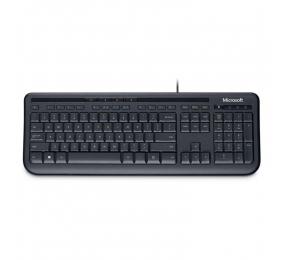 Teclado Microsoft Wired Keyboard 600 PT