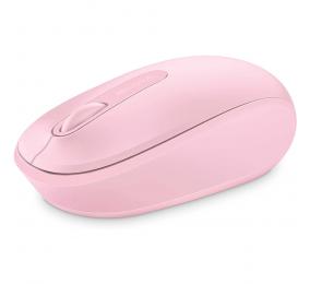 Rato Óptico Microsoft Wireless Mobile Mouse 1850 1000DPI Orquídea Claro