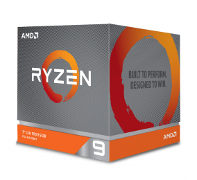 Processador AMD Ryzen 9 3900X 12-Core 3.8GHz c/ Turbo 4.6GHz 70MB SktAM4