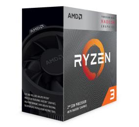 Processador AMD Ryzen 3 3200G Quad-Core 3.6GHz c/ Turbo 3.9GHz 6MB SktAM4