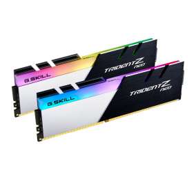 Memória RAM G.SKILL Trident Z Neo RGB 16GB (2x8GB) DDR4-4000MHz CL18 Preta