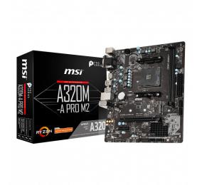 Motherboard Micro-ATX MSI A320M-A Pro M2