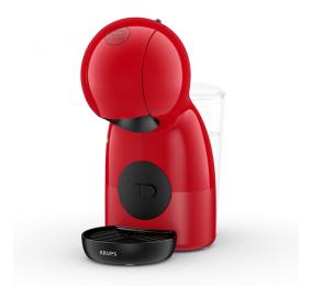 Máquina de Café Krups Dolce Gusto Piccolo XS 15 Bar Vermelha + Pack Café