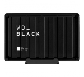 "Disco Externo 3.5"" Western Digital WD_BLACK D10 Game Drive 8TB USB 3.2 Preto"