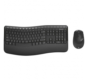 Teclado + Rato Microsoft Wireless Comfort Desktop 5050 PT
