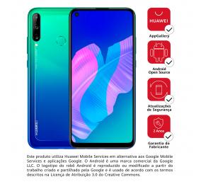 "Smartphone Huawei P40 Lite E 6.39"" 4GB/64GB Dual SIM Azul"