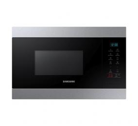 Micro-ondas de Encastre Samsung MG22M8074CT 1100W 22 Litros Aço Inox