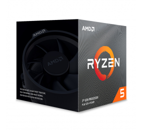 Processador AMD Ryzen 5 3600XT Hexa-Core 3.8GHz c/ Turbo 4.5GHz 35MB SktAM4