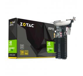 Placa Gráfica Zotac GeForce GT 710 1GB PCIE x 1