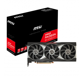 Placa Gráfica MSI Radeon RX 6900 XT 16GB GDDR6